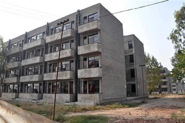 small flats scheme
