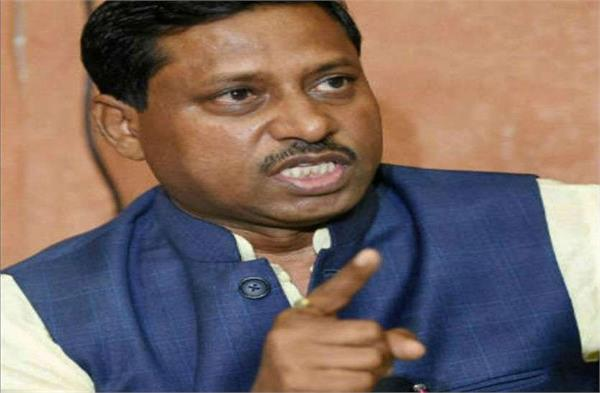 ramshankar katheria says harassment of untouchable