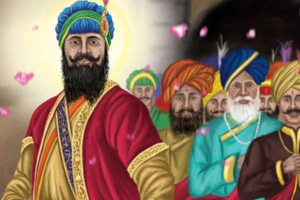 bandi chhor diwas 52 kings liberated from the prison of mughals