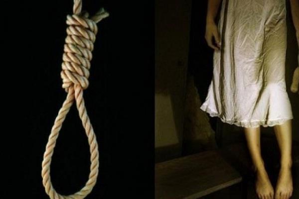 rape victim hanged