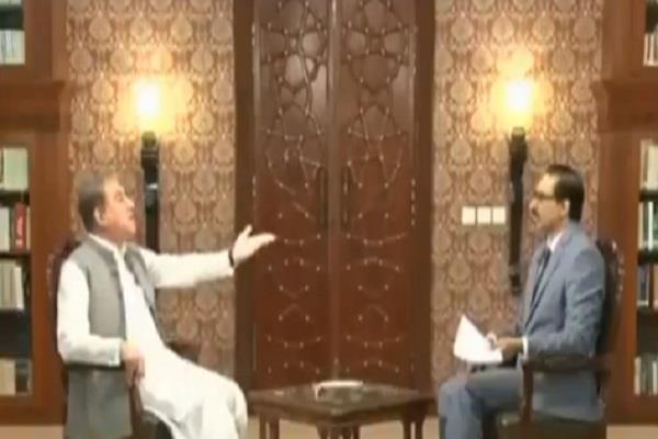 pakistan reporter exposed imran khan poll