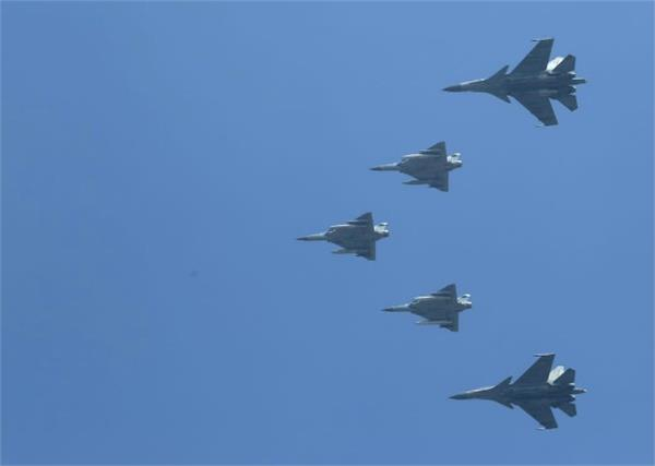 air force day  two squadrons involved in balakot air strike honored