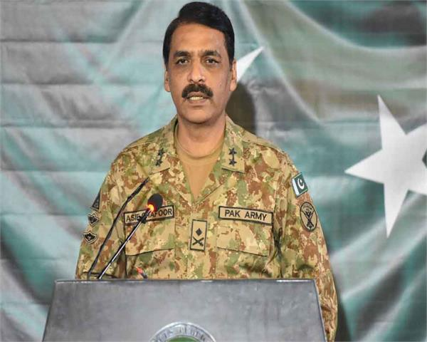 pakistan army rejects india s claim of destroying terror camps in pok