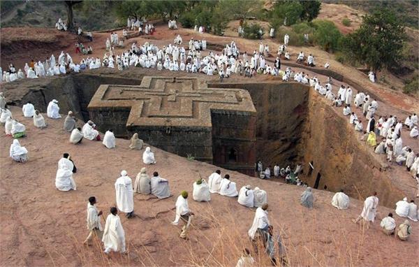 ethiopia is years behind gregorian calendar