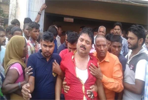 double murder sensation spread in mau ruthless killing