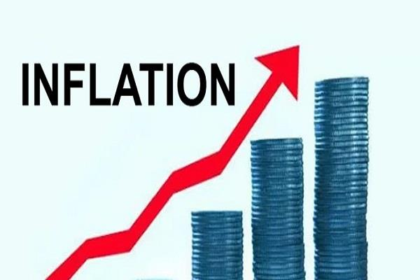 inflation is increasing in the country