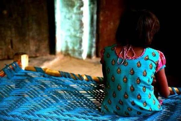 daughters not safe in yogiraj raped by minor returning after