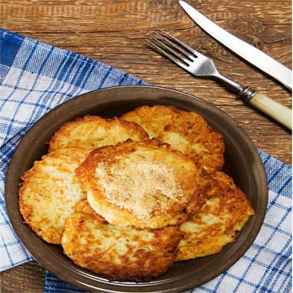 व्रत में खाएं कुट्टू के आटे से बना पैन केक
