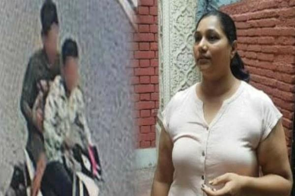 snatching case with pm niece now action against policemen