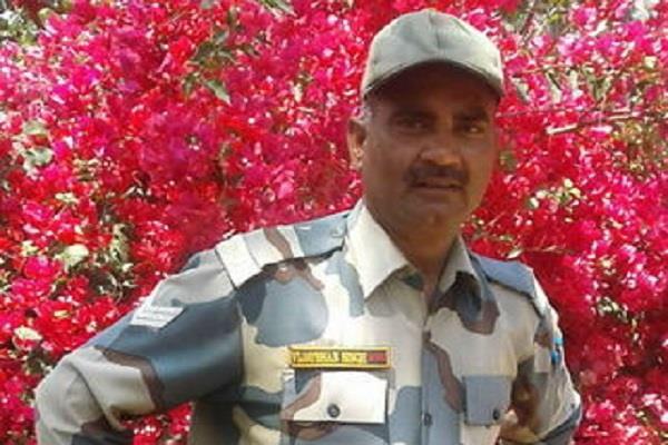 bsf jawan martyred by bangladeshi shelling family fearing murder