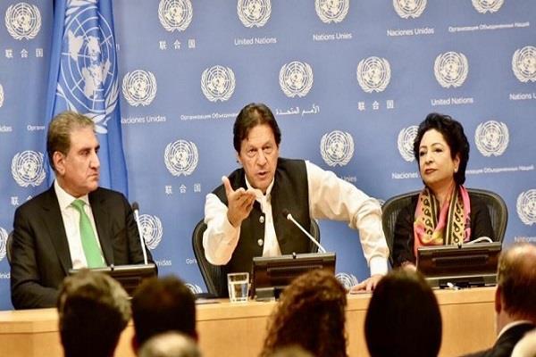 pakistan clarified about maliha lodhi