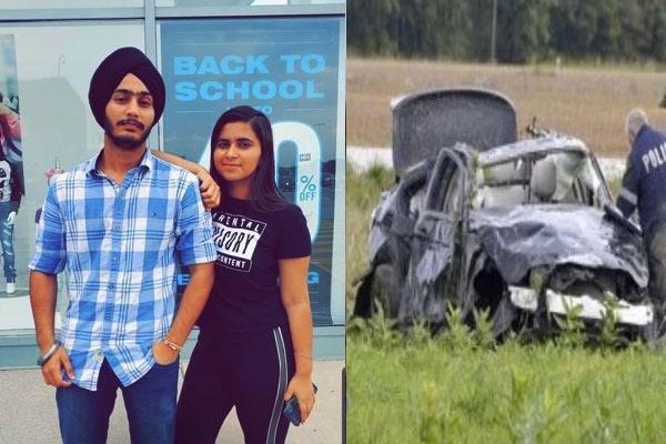 3 punjabi students death road accident in canada