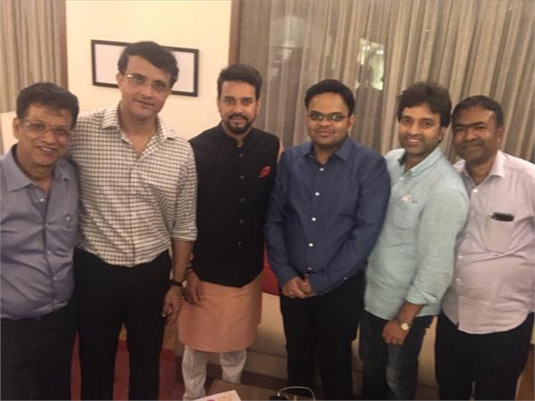 ganguly said thank anurag