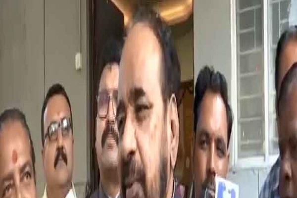 politics intensified over egg angadwadis mp bjp against sanatam dharma