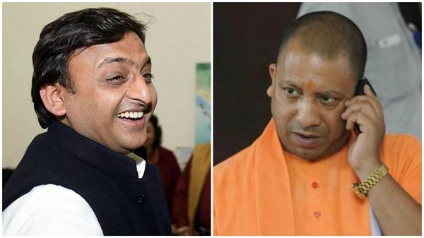 akhilesh said on the students mobile ban cm yogi should also resign