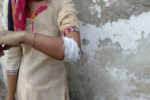 love marriage girl gets cheated