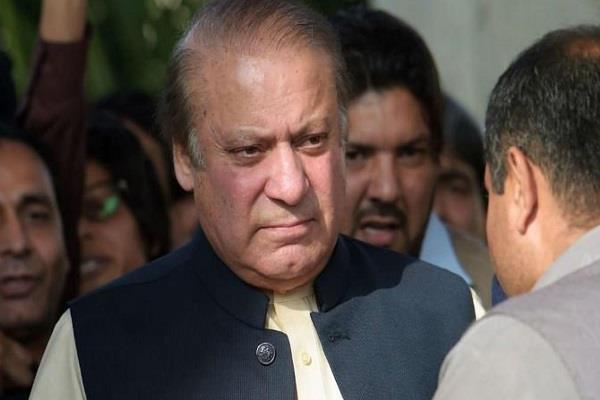 nab arrested former pakistan pm nawaz sharif