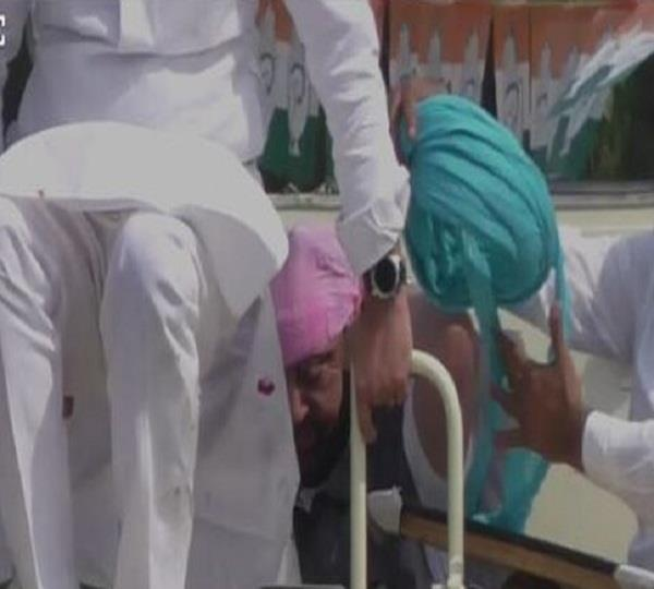 captain amarinder singh in trouble