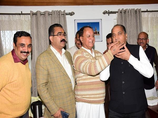 bjp gets gift on diwali