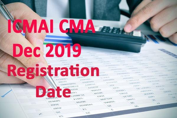 icmai cma dec 2019 application deadline extended
