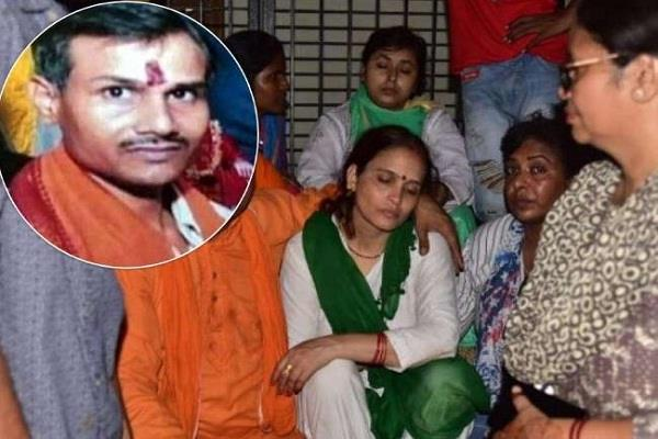 kamlesh tiwari family ready for funeral