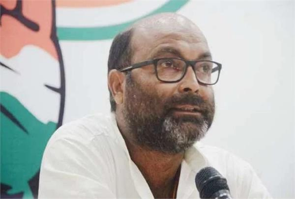 ajay kumar lallu says congress will take over power of