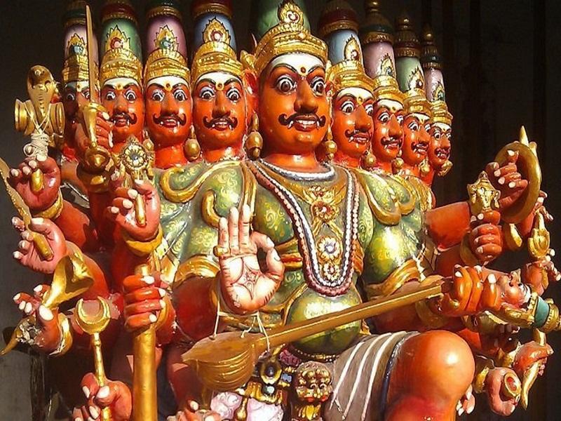 PunjabKesari,dussehra 2019,happy dussehra images, dussehra photos, ravana images, ravan photo, दशहरा इमेज,रावण पिक्चर, रावण फोटो
