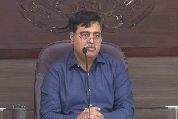 adg statement on pushpendra yadav encounter case