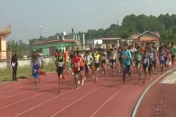 race competition organized in hamirpur cash prizes given to players