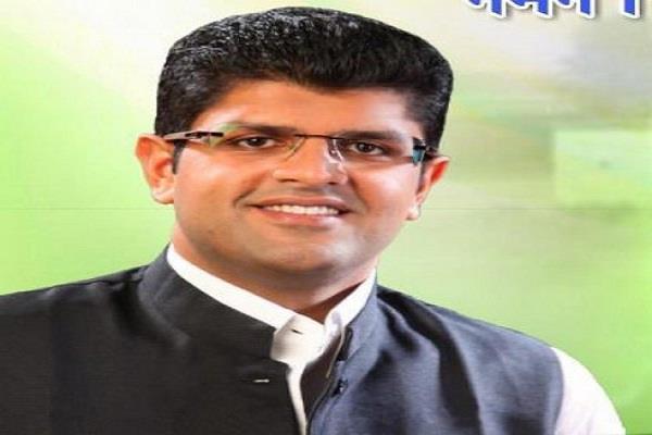 haryana oath ceremony tomorrow dushyant chautala to be deputy cm