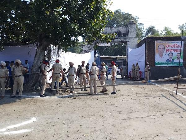 strict management of police in amritsar on dussehra