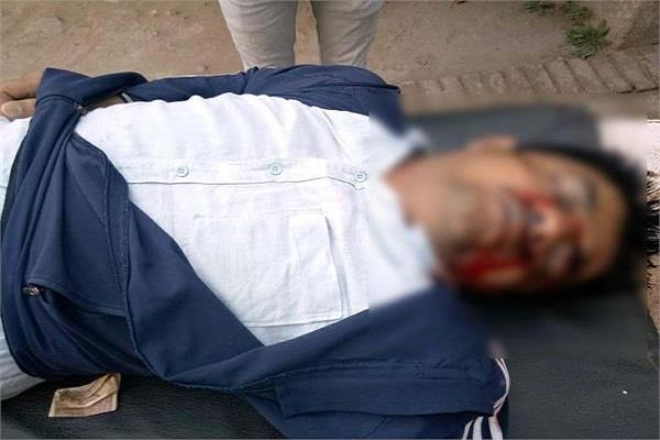 electricity board worker dies tragically in a road accident