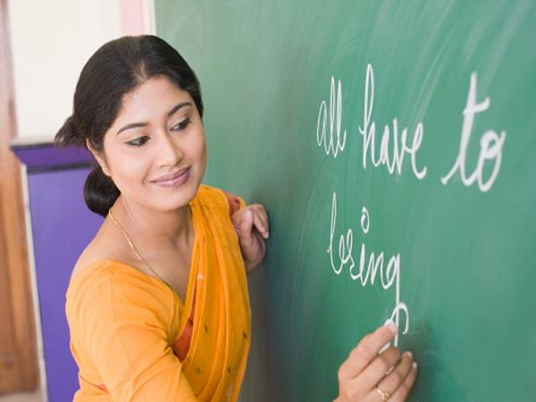 up good news for married teachers working in government schools