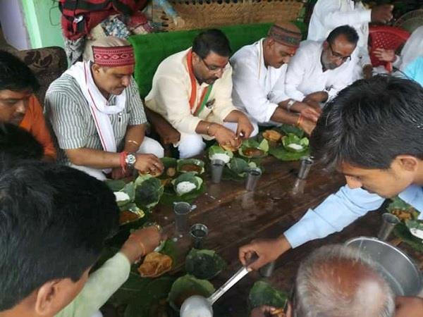 bjp mp kp yadaw in ashoknagar