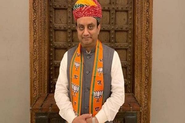 sudhanshu trivedi elected to rajya sabha