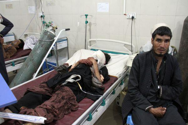 19 students injured in afghan university blast