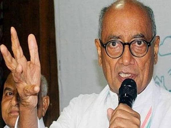 digvijaya singh attacks on bjp