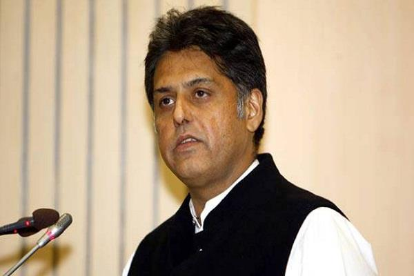 china congress xi chinfing manish tiwari narendra modi