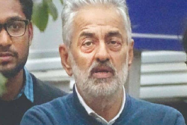 ed took deepak talwar aide on remand