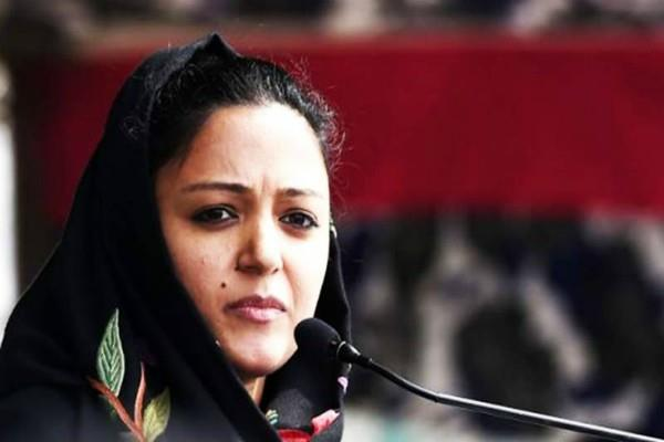 shehla rashid left politics