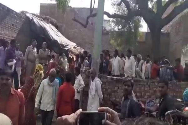 dowry sacrificed another daughter newlywed strangled in mainpuri