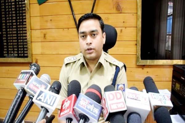 कुल्लू दशहरा उत्सव में इतने पुलिस व हाेमगार्ड के जवान संभालेंगे सुरक्षा का जिम्मा (Video) - sp kullu gaurav singh