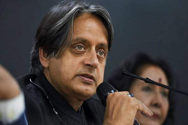 tharoor refused to become a member of the parliamentary committee