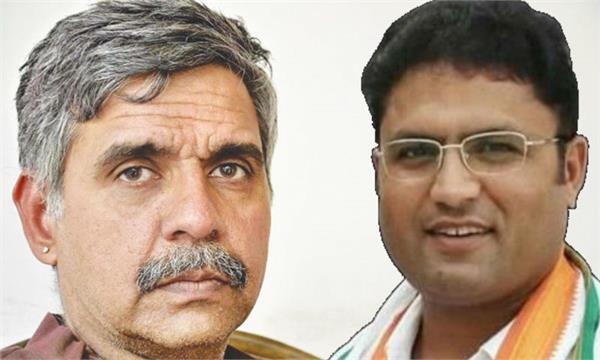 senior congress leader dixit said tanwar is not a big leader