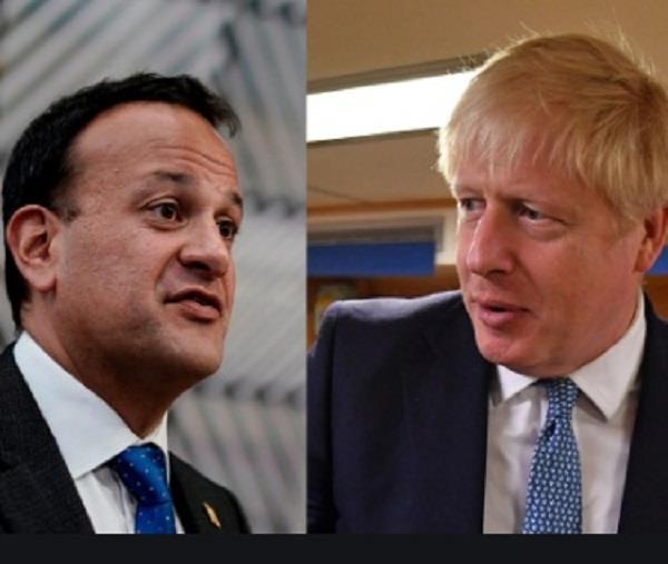british pm to hold talks with irish counterpart to avoid no deal