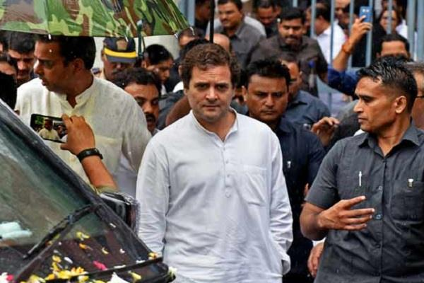 rahul gandhi will appear in court tomorrow in the defamation case