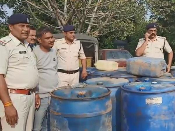 adulterated diesel was being made in katni district