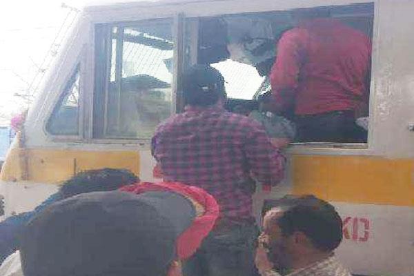 controversy over sarbat da bhalla express train