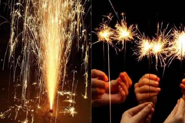appeal not to burn firecrackers