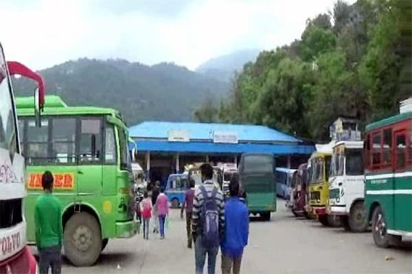 special buses of hrtc